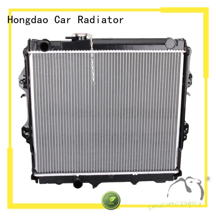 Dromedary ln85 toyota camry radiator manufacturer for car