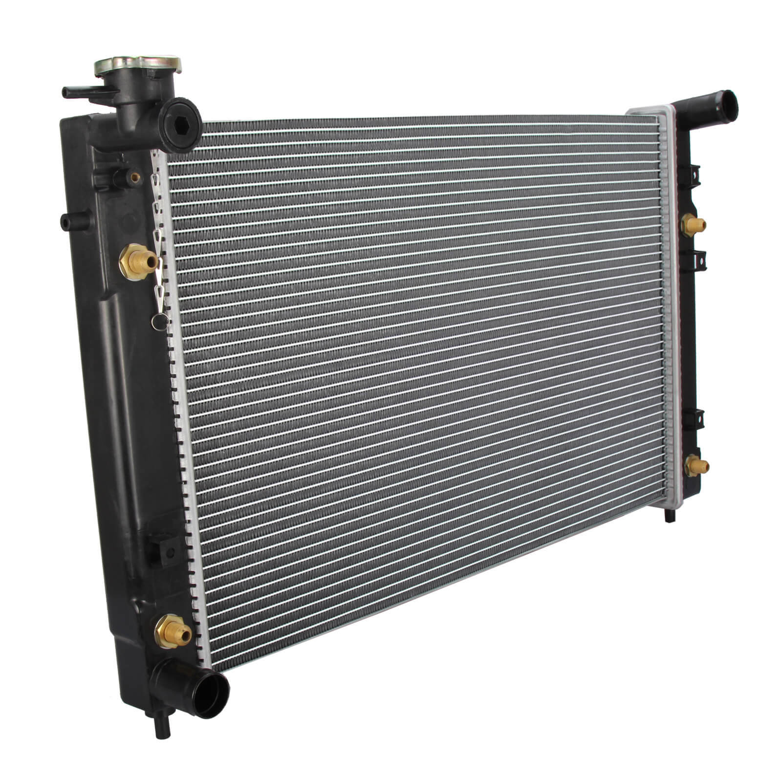 Dromedary-High-quality Radiator For Holden Commodore Vt Vx Series 38l V6 1997-2002-2