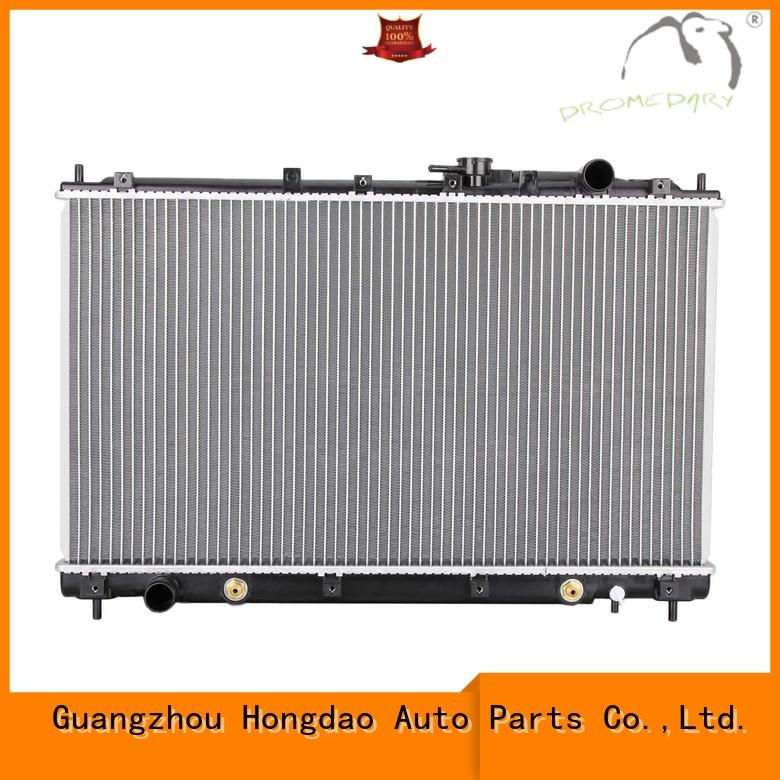 Dromedary reak mitsubishi triton radiator ce for car