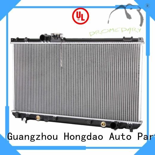 Dromedary real lexus is300 radiator supplier for lexus