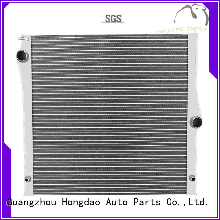 Dromedary full bmw parts radiator in china for bmw
