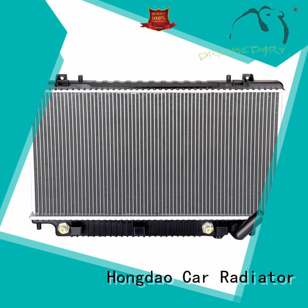 high quality vz commodore radiator dual order now for car