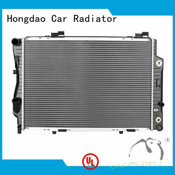 Dromedary bus mercedes radiator from China for car