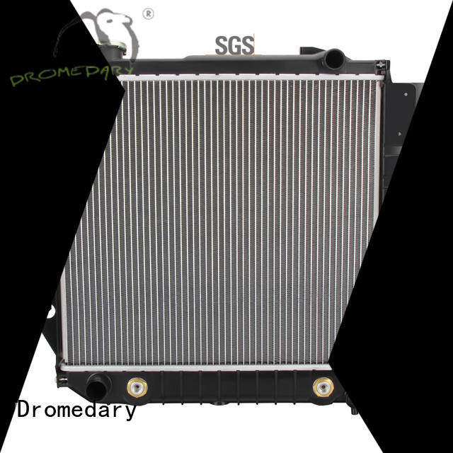 Dromedary popular dodge caravan radiator factory direct supply for car