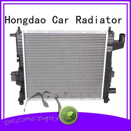 petrol renault radiator factory price for car Dromedary