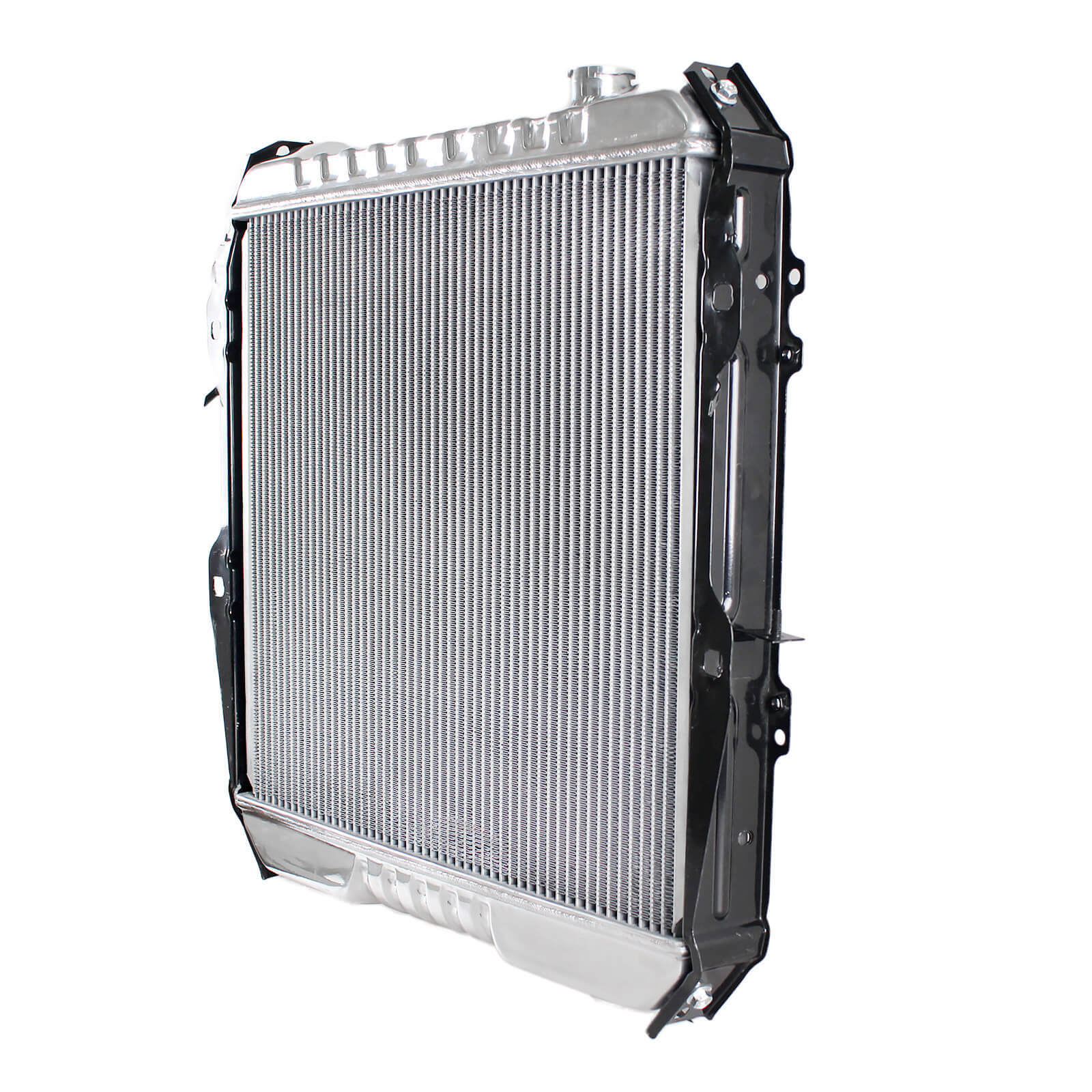 Dromedary-All Aluminum Radiator For Toyota Hilux Ln85 Ln86 28l 1988-1995 Manual-2