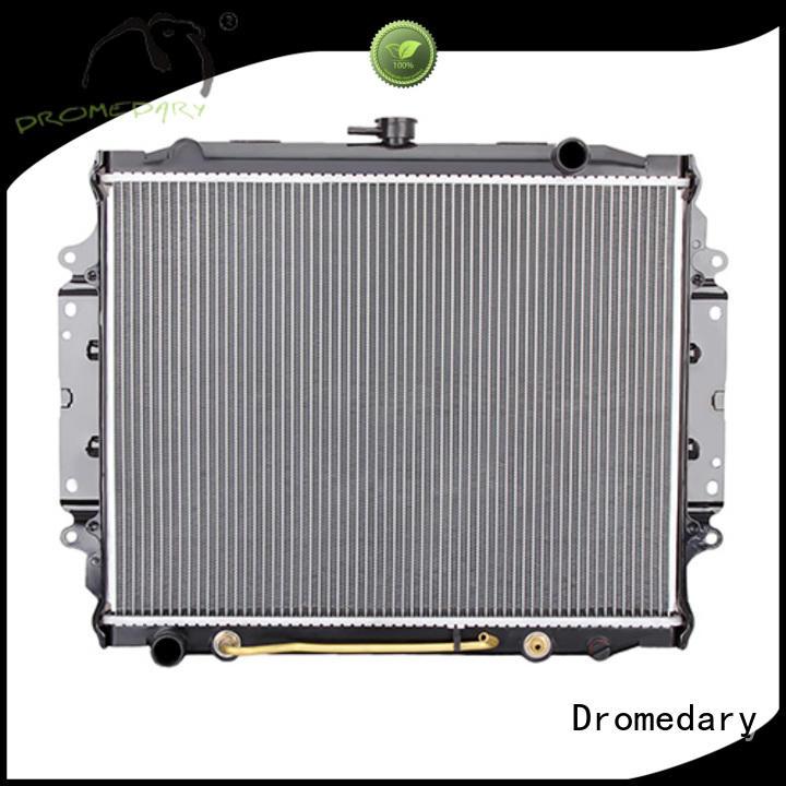 Dromedary competitive price isuzu radiator in china for isuzu