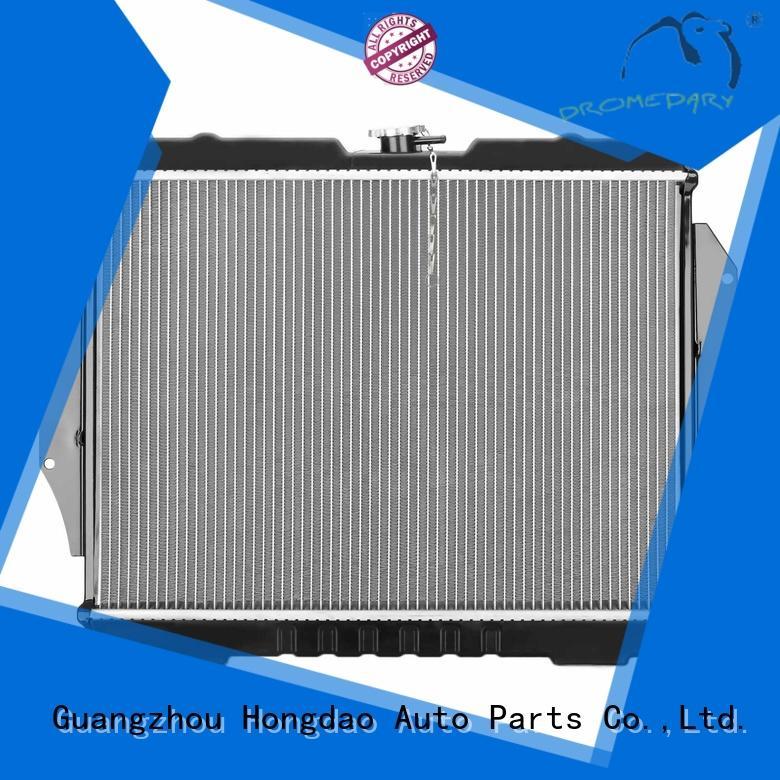 Dromedary competitive price 2002 mitsubishi lancer radiator nm for mitsubishi