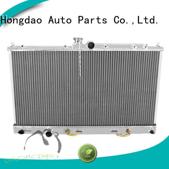 Dromedary high quality mitsubishi punto radiator automaticmanual for car
