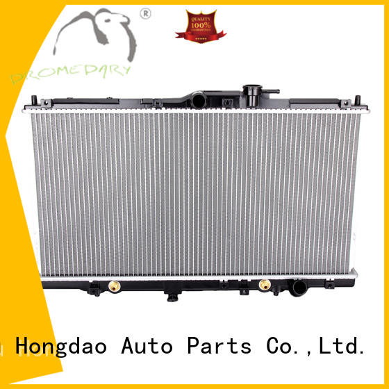 high quality 2001 honda accord radiator replacement radiator manufacturer for car