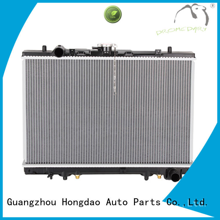 competitive price mitsubishi radiator cs supplier for car