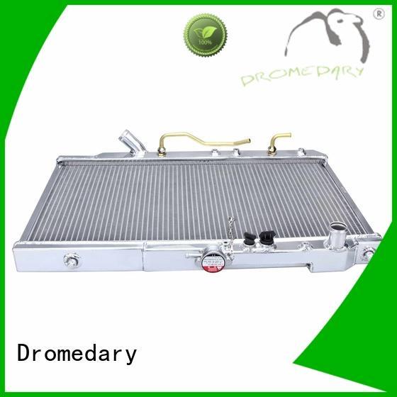 Dromedary laser mazda rx8 radiator for mazda