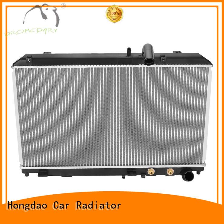 Dromedary b55715200datmt mazda 3 radiator actory direct supply for car