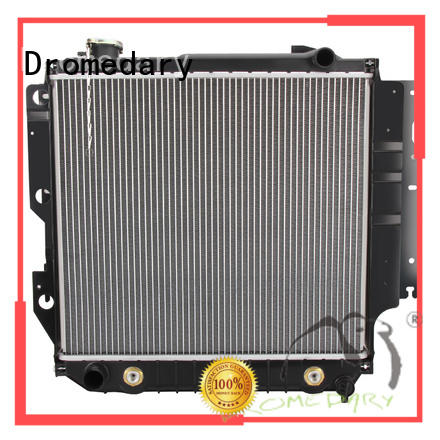 Dromedary competitive price dodge caravan radiator from China for dodge