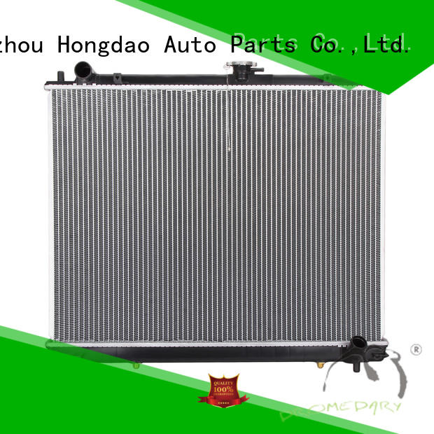 Dromedary fine quality 2000 mitsubishi eclipse radiator for car