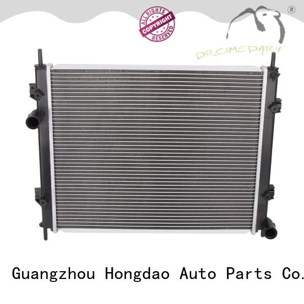 Dromedary competitive price fiat ducato radiator directly sale for fiat