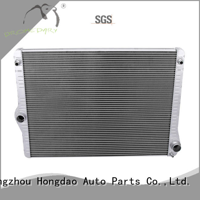 Dromedary real bmw 325e radiator 20072010 for bmw