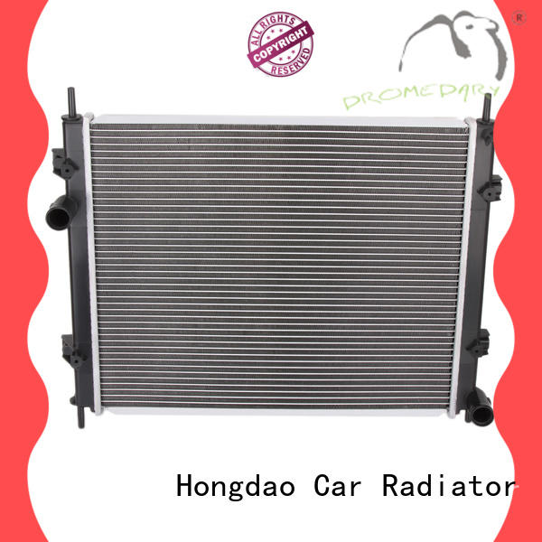 Dromedary hatchback fiat 500 radiator directly sale for car
