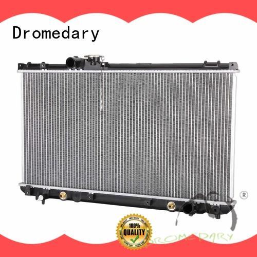 Dromedary cooler lexus radiator replacement supplier for lexus