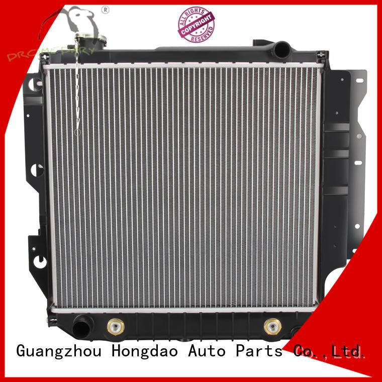 Dromedary grand 2000 dodge dakota radiator factory direct supply for car
