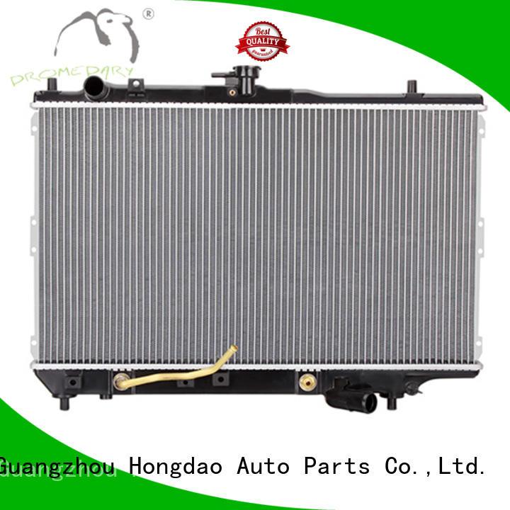 Dromedary coolant 2006 kia spectra radiator for car