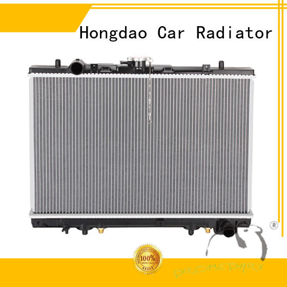 Dromedary radiator mitsubishi radiator from China for mitsubishi