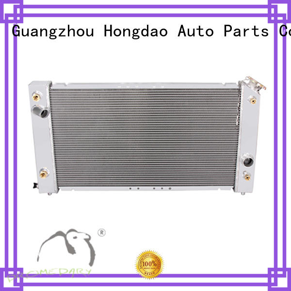 competitive price gm aluminum radiator directly sale for gm