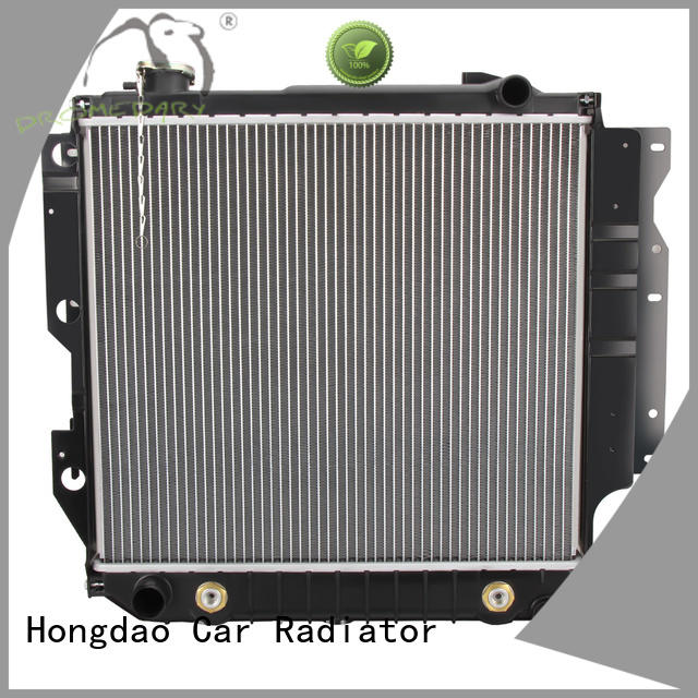 Dromedary v6 dodge radiator directly sale for dodge