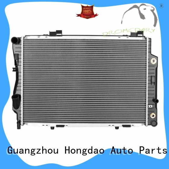 Dromedary professional mercedes radiator supplier for car
