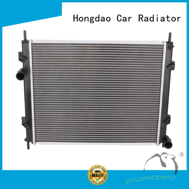 radiator fiat ducato radiator from China for car Dromedary
