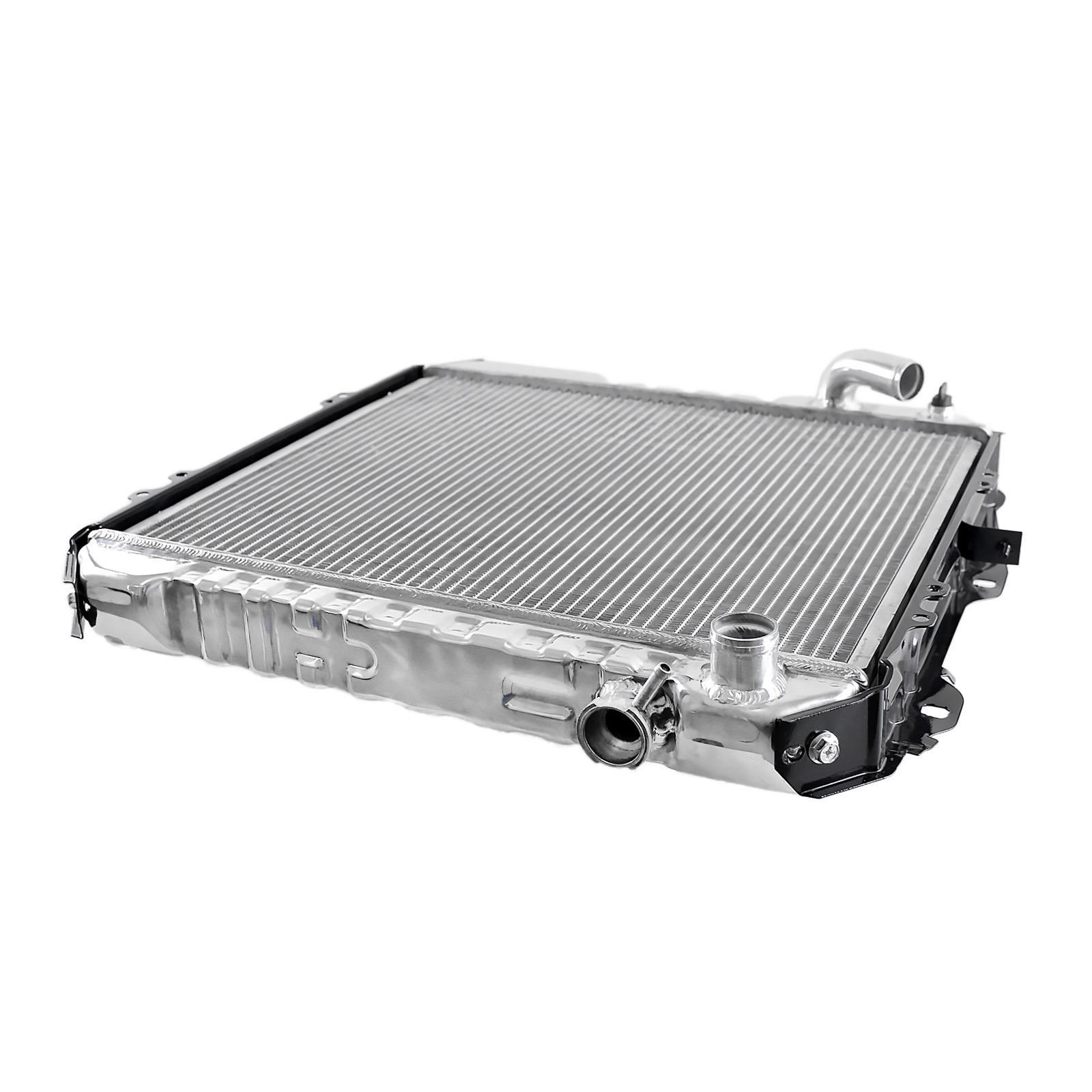 Dromedary-All Aluminum Radiator For Toyota Hilux Ln85 Ln86 28l 1988-1995 Manual-1