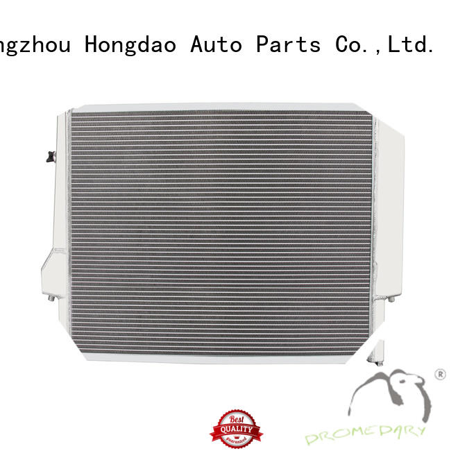 Dromedary aluminum bmw radiator price producer for bmw