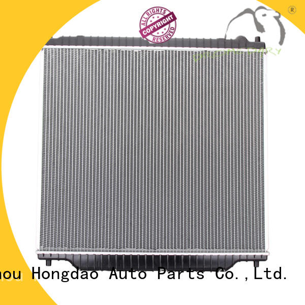 Dromedary real ford radiator from china for ford