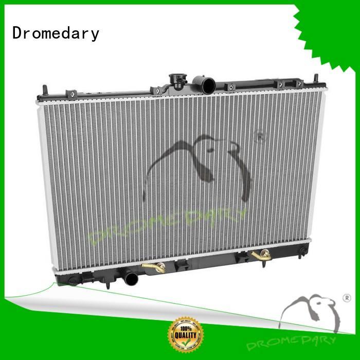 Dromedary Brand aluminum lancer 2000 mitsubishi eclipse radiator 19962005
