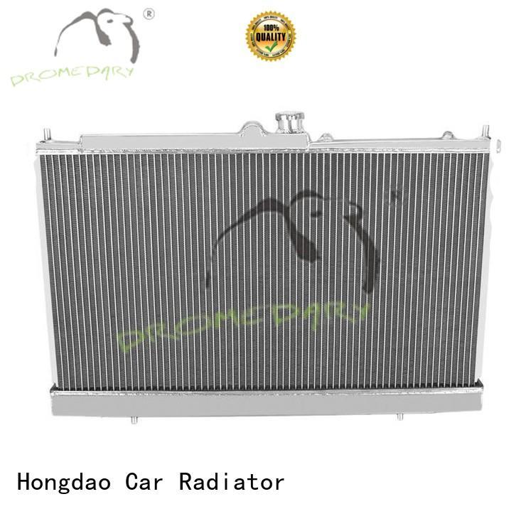 Dromedary cost-effective mitsubishi radiator for car
