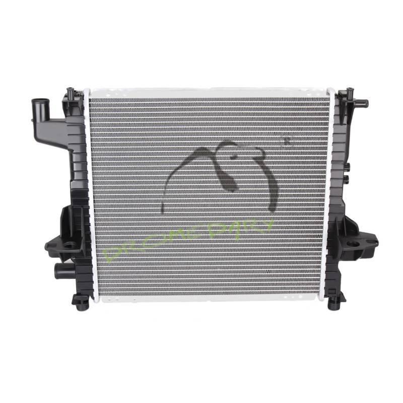 Auto Radiator for Renault Twingo C06 Hatchback 1.2 / 1.2 16V Petrol Manual New