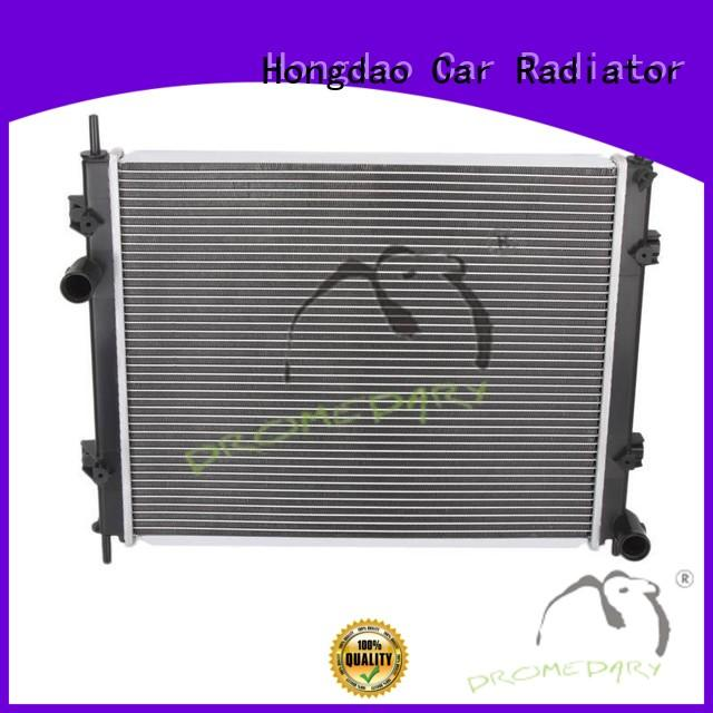 Dromedary competitive price fiat punto radiator from China for car