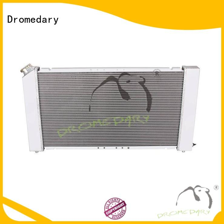 Dromedary radiator gm auto parts from China for car