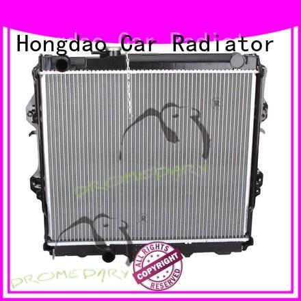 Dromedary popular toyota camry radiator supplier for car