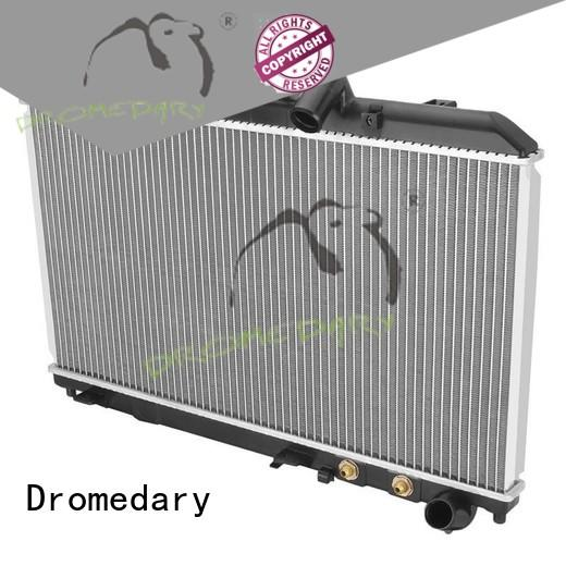 Dromedary high quality mazda radiator series for mazda