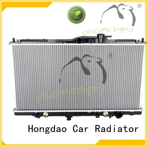 Dromedary manual 2003 honda accord radiator factory price for car