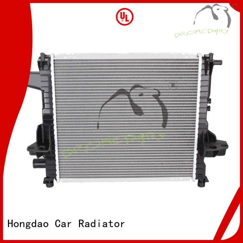 Dromedary petrol renault radiator overseas market for car