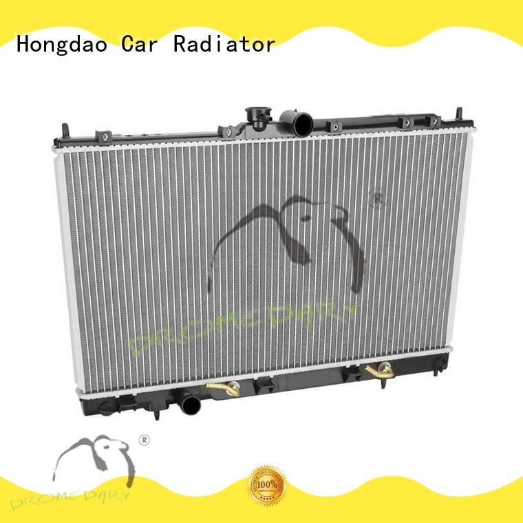 Dromedary durable mitsubishi radiator for mitsubishi