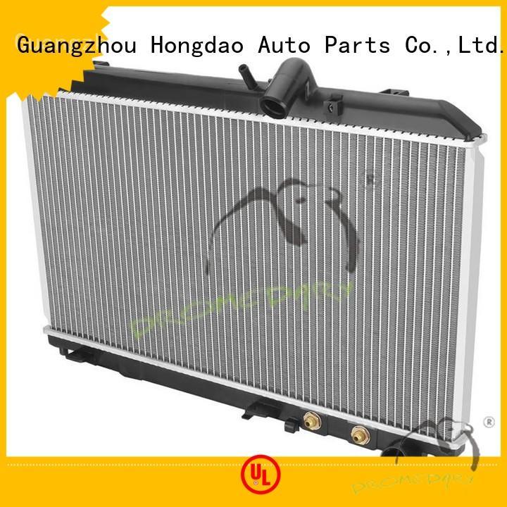 Dromedary kf mazda 3 radiator from China for car