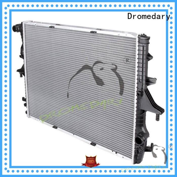 Dromedary reliable porsche radiator from China for porsche