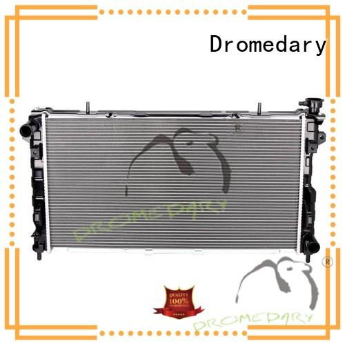 Dromedary high quality dodge charger radiator directly sale for car