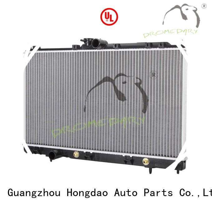 Dromedary 425mm mitsubishi eclipse radiator series for mitsubishi